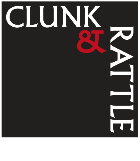 Clunk and Rattle Logo
