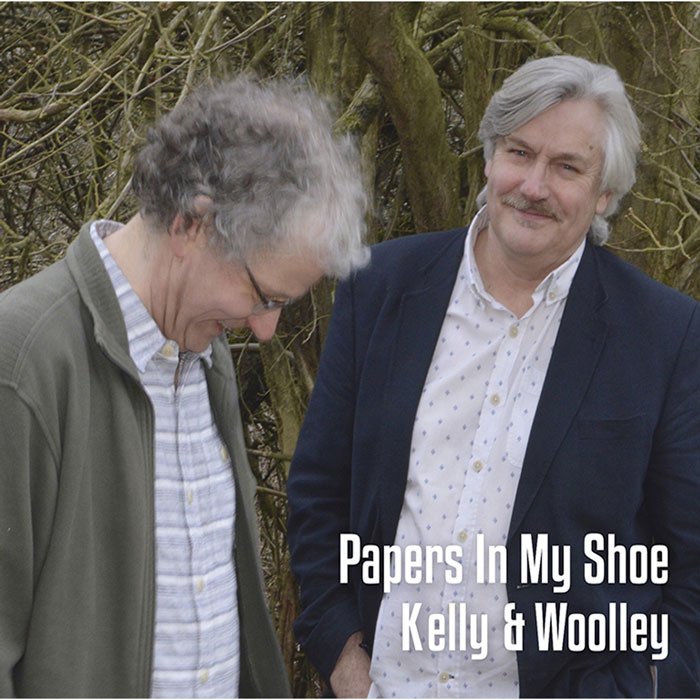Kelly and Woolley - Paper in my shoes