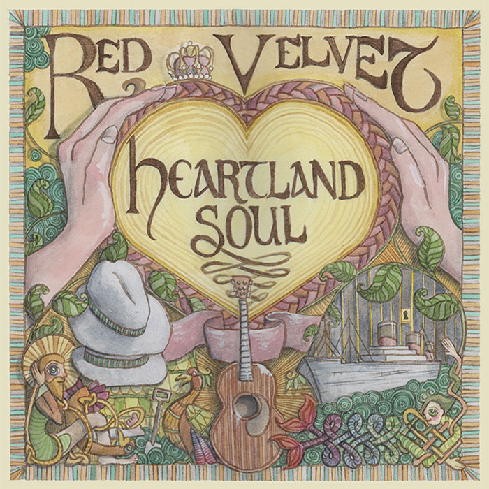 Red Velvet - Heartland Soul