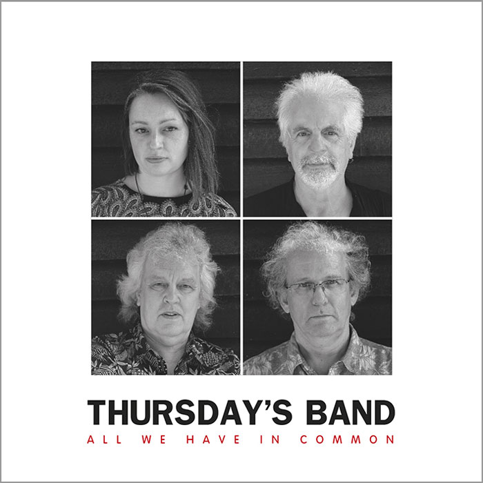 Thursday's Band - All we have in common
