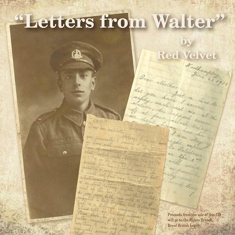 Red Velvet - Letters from Walter